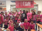 Pink Out at CMS!