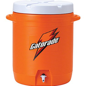 16. How many cups of Gatorade did the Falcon's NOT get to throw on their coach?