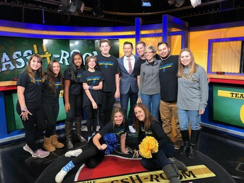 MA Students and Teachers Compete on the Fox 29's ClassH-Room