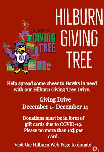 Hilburn Giving Tree