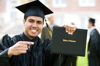 Lista de acciones para solicitar ingreso a la universidad