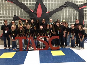 AHS wins 12 awards at student council convention