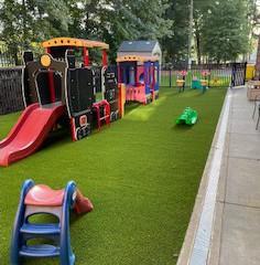 Playground Update