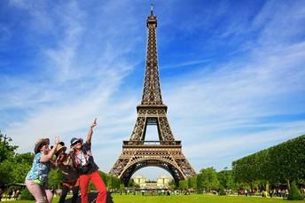 Wacky Tourists