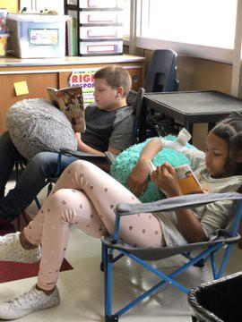 5th Grade Readers
