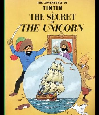 Tintin classic graphic novel series