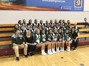 Gators of the Week: Game Day Cheer Team wins first 4A/5A State Championship