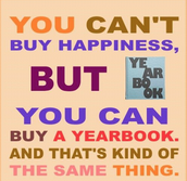 It's NATIONAL YEARBOOK WEEK!!