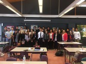 DECA Mini Competition is a Huge Success!