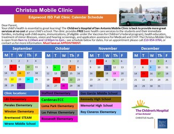 Christus Mobile Clinic - English