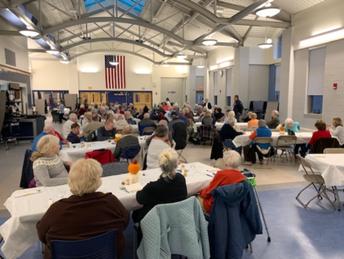 Senior Citizen Thanksgiving Dinner