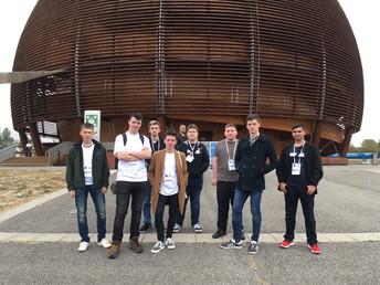 Year 13 - CERN Trip