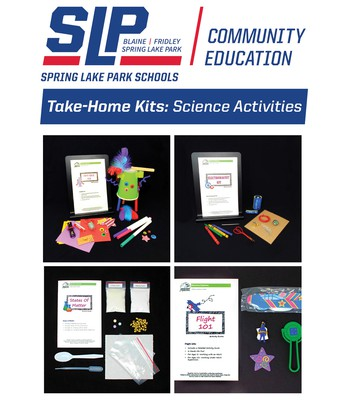 Take-Home Kits: Science Activities