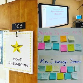 Teachers Polish Their Skills at Instructional Rounds