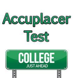 Accuplacer Test - Nov. 12