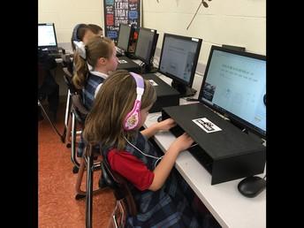 1st Grade Typing