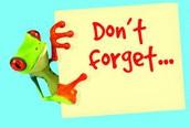 Reminders-