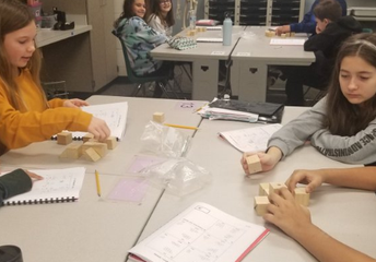 Using Blocks for Orthographic Perspective in STEM