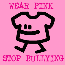 Nov 20  Pink Shirt Day