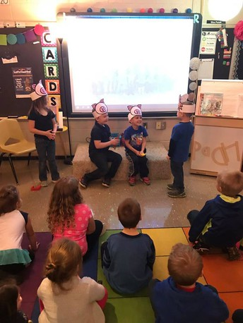 Skill-Building in Kindergarten