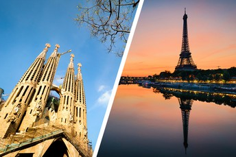 Student Trip to Paris and Barcelona