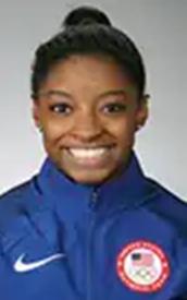 Simone Biles from Houston - Gymnastics