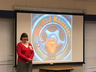Cynthia Lord Author Visit