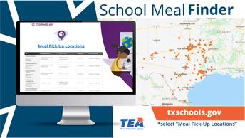 Meal Finder Map