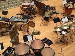 Percussion Corner....