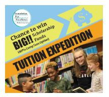 The Foundation for Excellence Tuition Expedition
