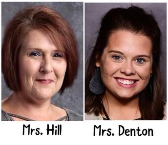 Mrs. Hill - Mrs. Denton
