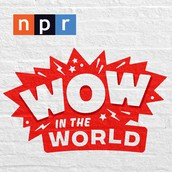 Listen to a Podcast: WOW in the World (NPR)