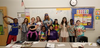 Mr. Grasser's Hippies!