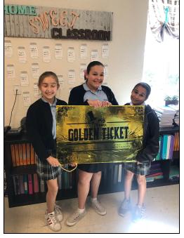 Fifth Grade Chocolate Celebration