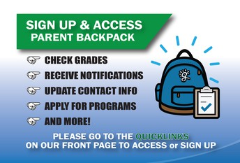 Updates to Parent Backpack
