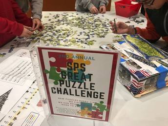 Advertise the purpose of the puzzle