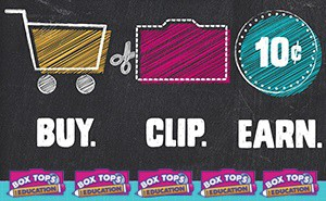 Box Tops = Easy Cash for PKMS