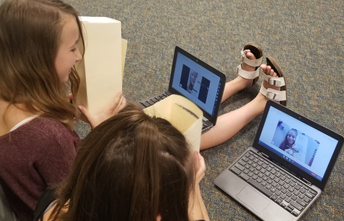 Using Flipgrid in 6th grade for Summer Read projects!