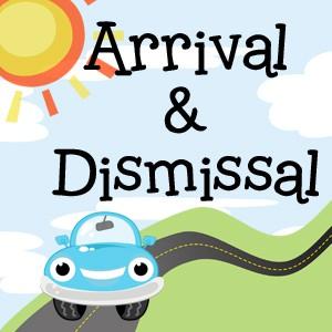 Arrival & Dismissal Procedures for 2019-20