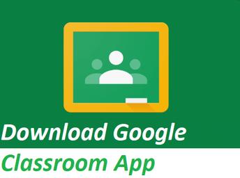 Google Classroom App!