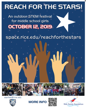 Stars Girls STEM Festival!