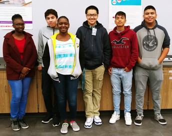 The Alief ISD CyberPatriot Team advanced to the semifinals in the  National Youth Cyber Defense Competition.