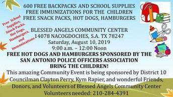 Blessed Angels Community Center