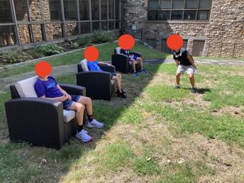 Porch Furniture (Bell School)