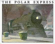 The Polar Express (book review by Ms. Martin)