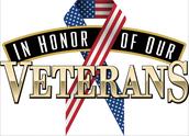 Nov 12 - Serving Those Who Served Us