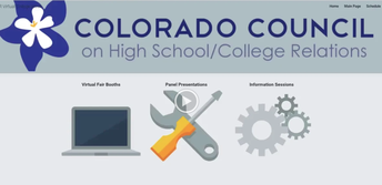 Colorado Council Virtual College Fair Week
