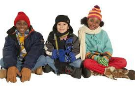 Coats, Hats, and Scarves- Oh My!