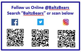 Sígannos online @BaltzBears