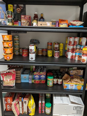 Pop Up Pantry Food Drive